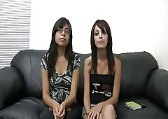 Young Girls'  Casting...F70