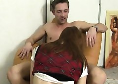 Redhead Linda romped wide of..