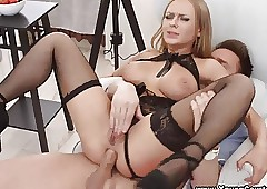 Young Courtesans - Firm anal be..