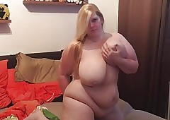 Sexysandy99 bbw Teen beamy..
