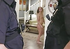 Teen Tag-Teamed Wits Cops! -..