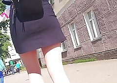 institute teen upskirt