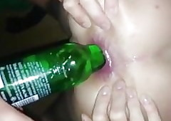 Piss Increased by Anal Old bag..