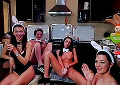 Hot smoking webcam infancy